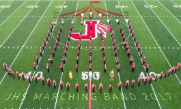 JHS Red Raider Marching Band to Perform at NYS Field Band Conference