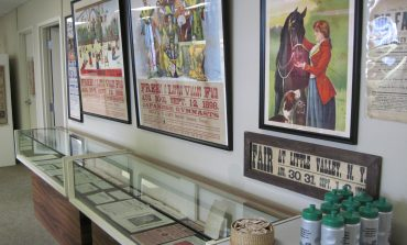 Last chance to see County Fair lithographs