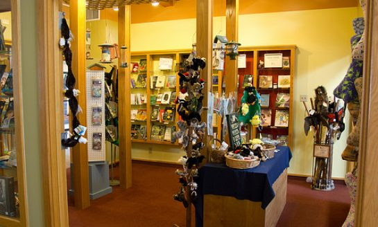 Audubon's Blue Heron Gift Shop Has Discounts on Sundays in April
