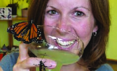 Monarchs and Margaritas for Adults Only at Audubon,  Friday, August 24